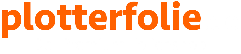 Plotterfolien für Hobby & Profis-Logo
